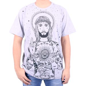 CAMISETA PRAY FOR US