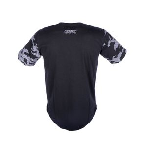 Camiseta Camouflaged Sleeve