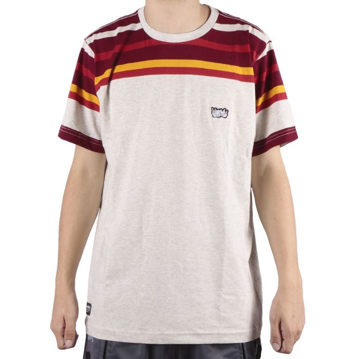 CAMISETA STRIPE 21002