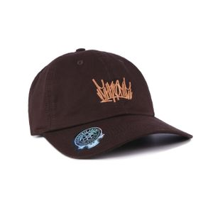 CHRONIC 019/334 MARROM BONÉ DAD HAT