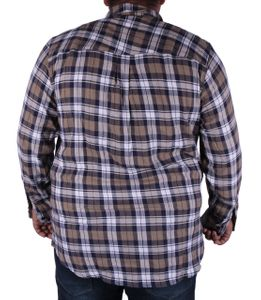 Camisa Quadriculada Chino Big