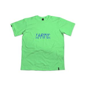 CAMISETA CHRONIC VERDE FLUOR 02