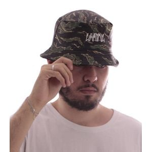 Boné Bucket Hat - 020/0191 Dupla Face