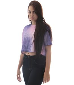 CROPPED CHRONIC TIE DYE 002V4