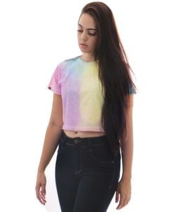 Cropped Chronic Tie Dye 002v3