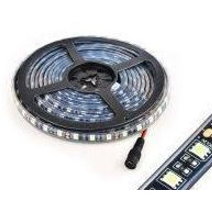 Fita LED 5050 c/ 60 LEDs IP68 - 5mt - 30w - 12v