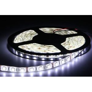 Fita LED Sobrepor 5050 c/ 60 LEDs IP65 -24w -12v