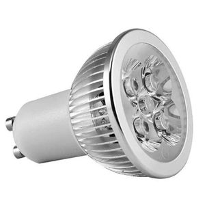 Lâmpada LED Dicróica MR16 GU5.3  4w - 12v