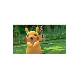 Pokemon: Lets Go Pikachu - Switch