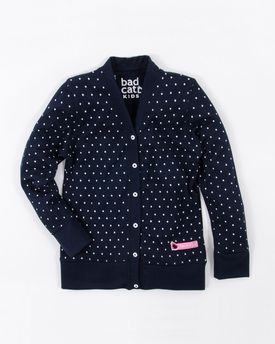 CARDIGAN ESTAMPADO BADCAT KIDS