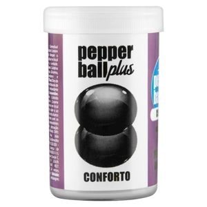 PEPPER BALL PLUS CONFORTO ANAL DUPLA PEPPER BLEND