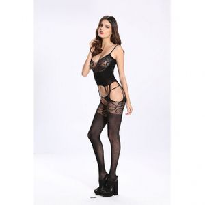 BODYSTOCKING DE RENDA VAQUA