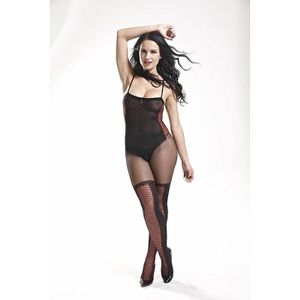 BODY RENDADO - BODYSTOCKING