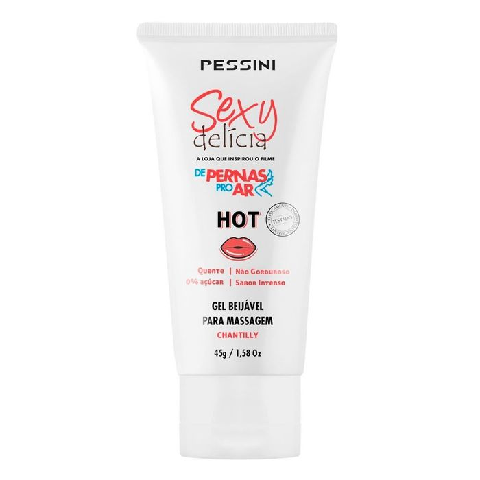 GEL PARA SEXO ORAL HOT CHANTILLY DE PERNAS PRO AR