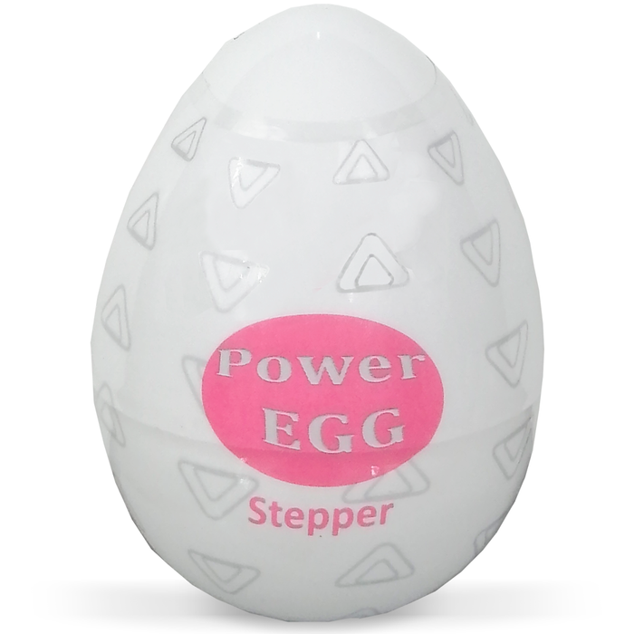 MASTURBADOR POWER EGG STEPPER