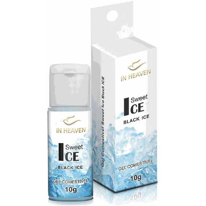 GEL IN HEAVEN GEL COMESTÍVEL ICE 10G INTT