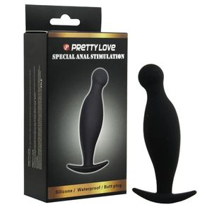 Plug anal e massageador da próstata Stimulstion Pretty Love