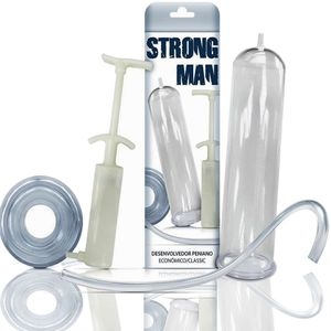BOMBA PENIANA STRONG MAN MANUAL SEXY FANTASY