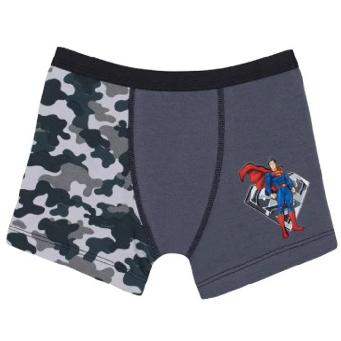 Cueca Superman Boxer  - Lupo
