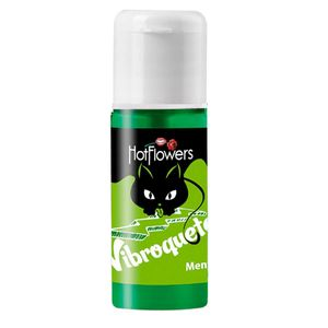 PACK 10 UNIDADES VIBROQUETE MENTA 12GR HOT FLOWERS