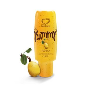 PACK 10 YUMMY AMARULA GEL COMESTÍVEL 15ML SEXY FANTASY