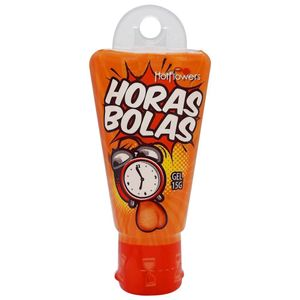 HORAS BOLAS GEL PROLONGADOR DE EREÇÃO 15GR HOT FLOWERS