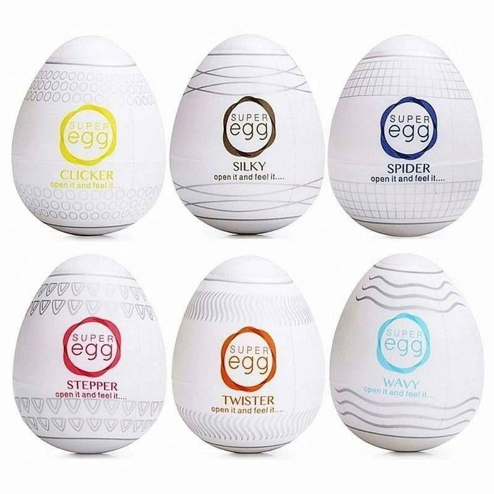 Pack Super Egg 6 unidades