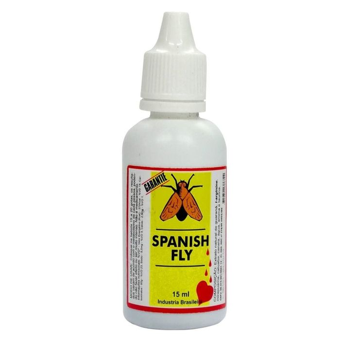 Spanish Fly Estimulante Afrodisíaco 15ml K-lab