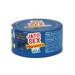 PACK 10 UNIDADES JATO SEX ESQUENTA E GELA GEL 7G PEPPER BLEND