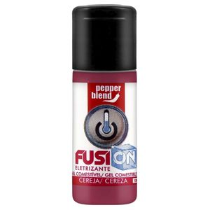 FUSION ELETRIZANTE GEL COMESTÍVEL 12ML PEPPER BLEND