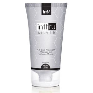 INTT RU SILVER GEL PARA MASSAGEM 150ML INTT