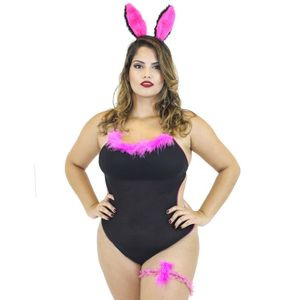 FANTASIA BODY PLAY BOY PLUS SIZE MIL TOQUES