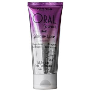 ORAL GOURMET GEL BEIJÁVEL QUE ESQUENTA 35ML PESSINI