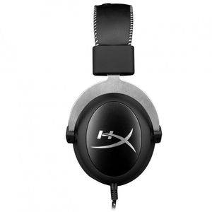 HEADSET GAMER HYPERX CLOUD SILVER - HX-HSCL-SR/NA
