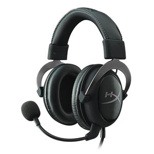 HEADSET GAMER HYPERX 7.1 CLOUD II KHX-HSCP-GM PRETO
