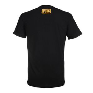 CAMISETA PUBG PLAYER LARANJA
