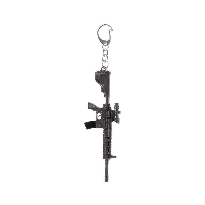 CHAVEIRO GOLD DRAGON M4A4 12CM
