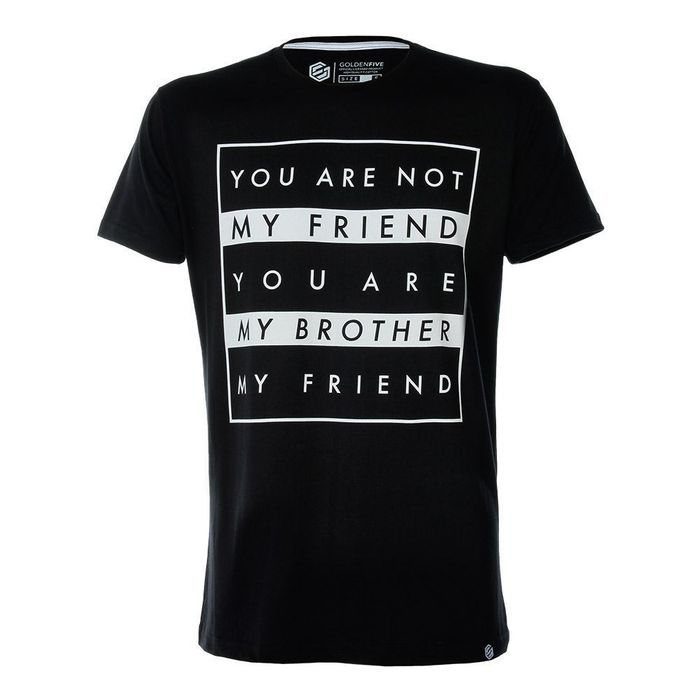 CAMISETA PASHA MY FRIEND