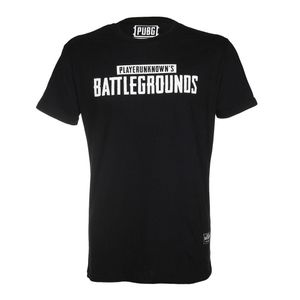 CAMISETA PUBG PLAYER BRANCA