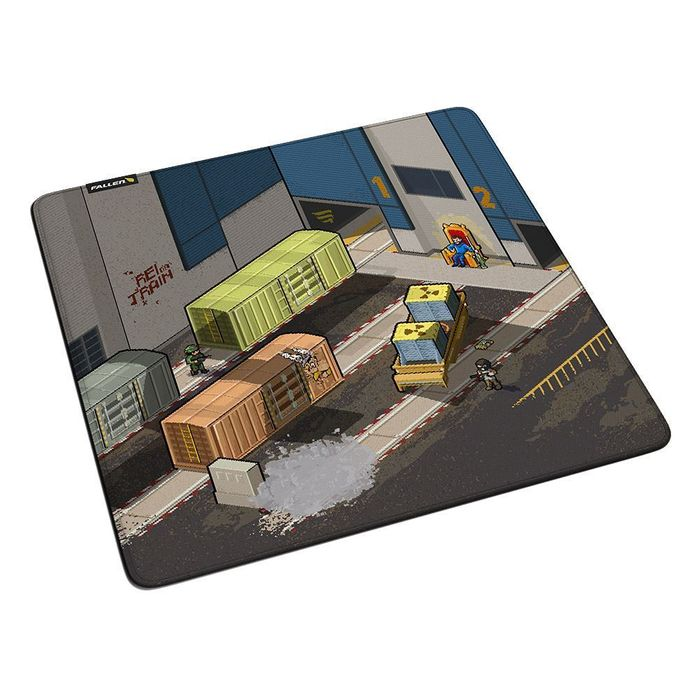 MOUSEPAD GAMER FALLEN TRAIN - SPEED GRANDE