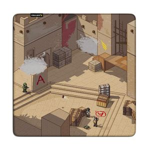 MOUSEPAD GAMER FALLEN MIRAGE - SPEED GRANDE