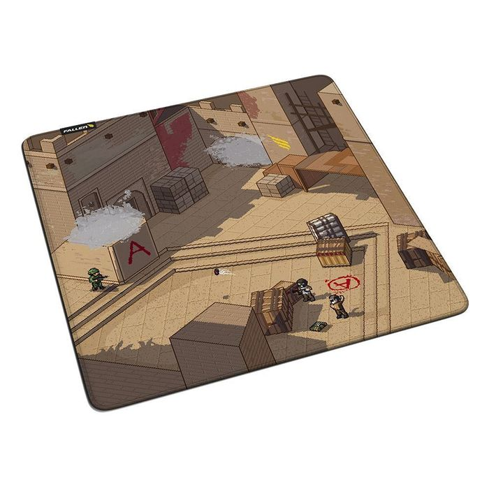 MOUSEPAD GAMER FALLEN MIRAGE - SPEED LARGE