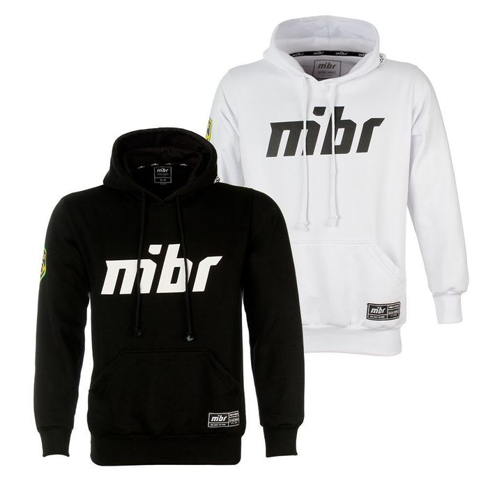 MOLETOM MIBR SILK