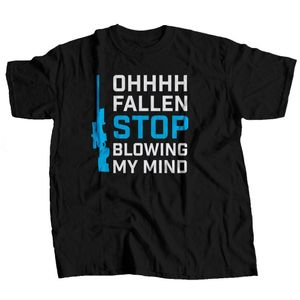 CAMISETA FALLEN STOP BLOWING MY MIND