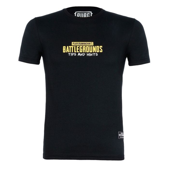 Camiseta PUBG Survival