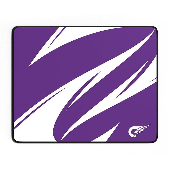 MOUSEPAD GAMER GFALLEN ABSTRATO ROXO - SPEED MÉDIO