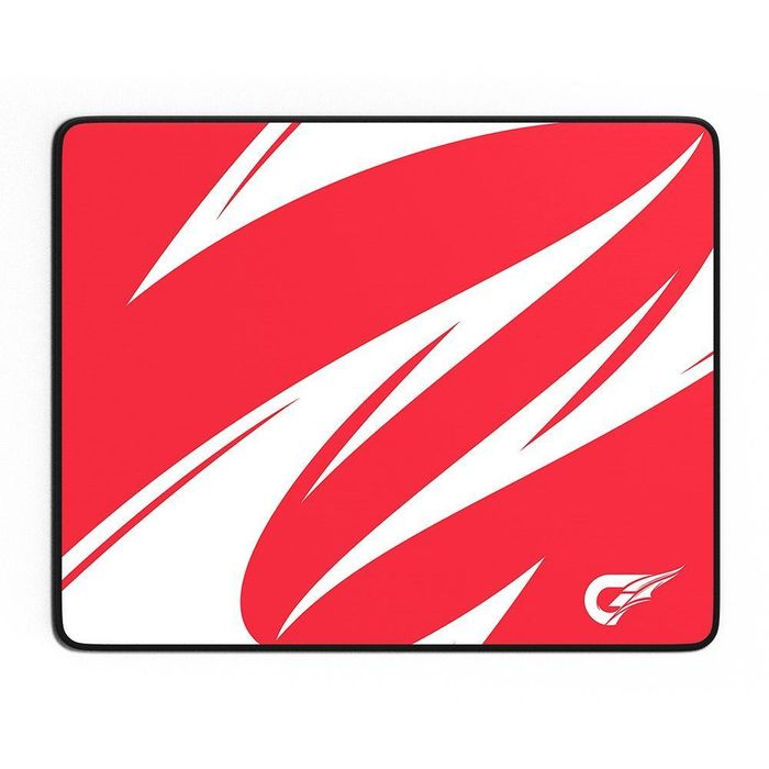 MOUSEPAD GAMER GFALLEN ABSTRATO VERMELHO - SPEED MEDIUM 3mm