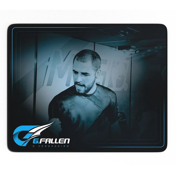 MOUSEPAD GAMER GFALLEN VICTORY - SPEED PEQUENO