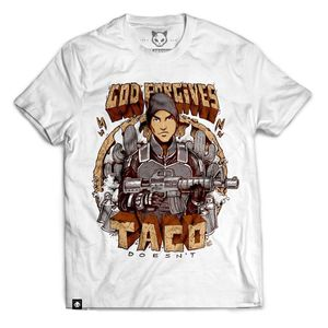 CAMISETA RESPAWN GAMING WEAR GOD FORGIVES