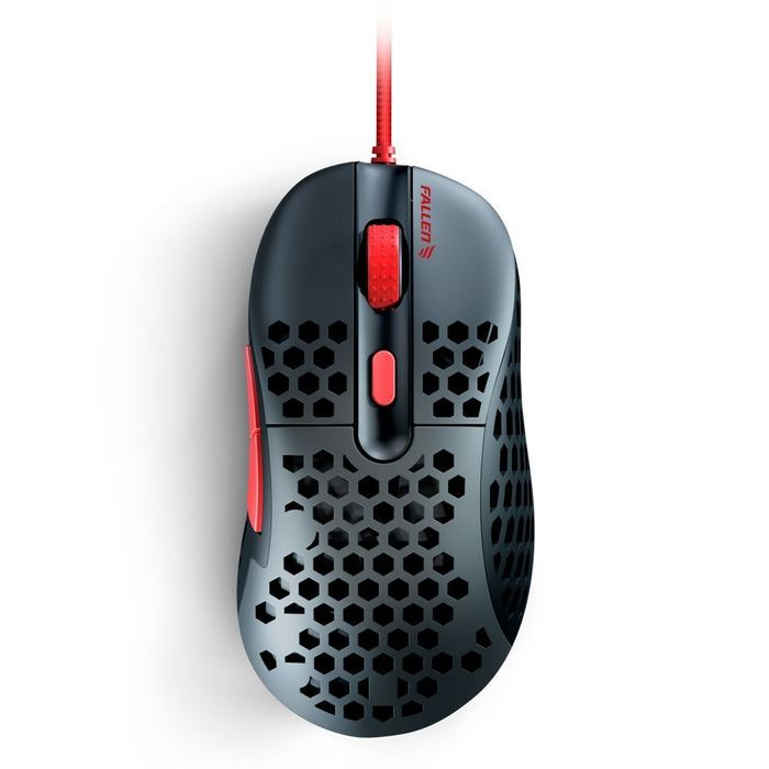 MOUSE GAMER ULTRALEVE FALLEN F65 MERCURY